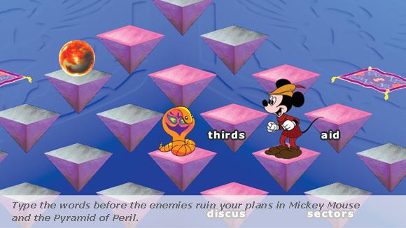 disney mickeys typing adventure free download